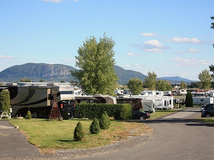 Camping Alouette - Parkbridge
