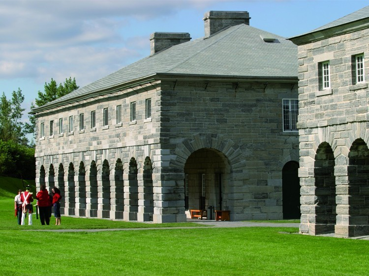 Fort-Lennox National Historic Site