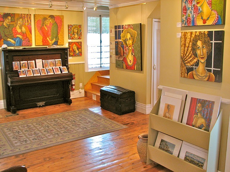 Atelier-Galerie Gaëtane Dion