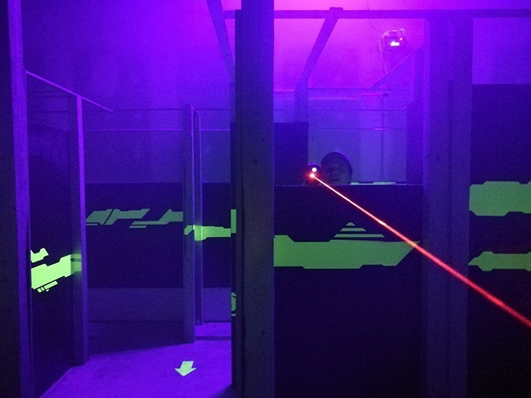 Laser Game Evolution Brossard