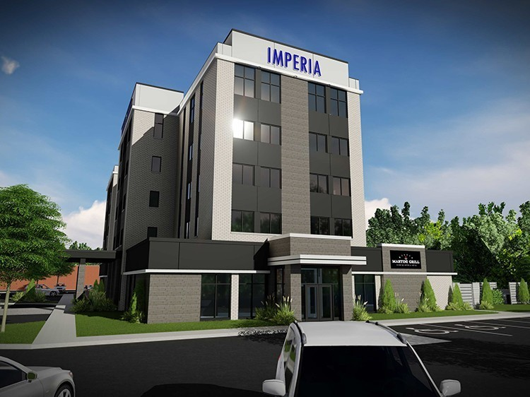 Imperia Hotel and Suites Boucherville